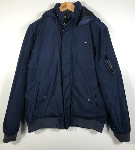 Tommy Hilfiger Hooded Jacket - M
