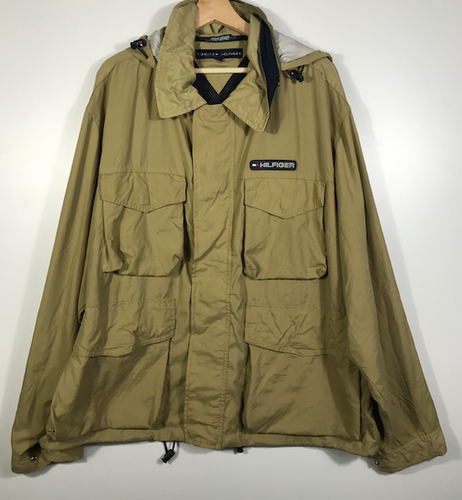 Tommy Hilfiger Hooded Jacket - XL