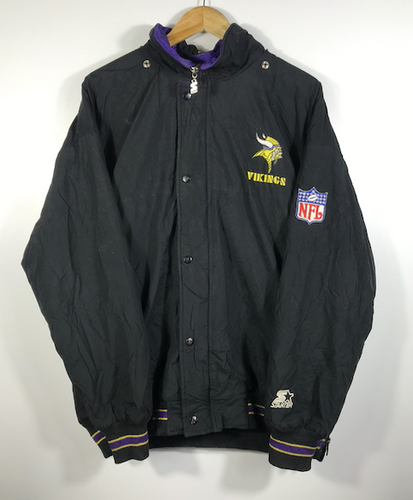 Minnesota Vikings Starter Jacket - L