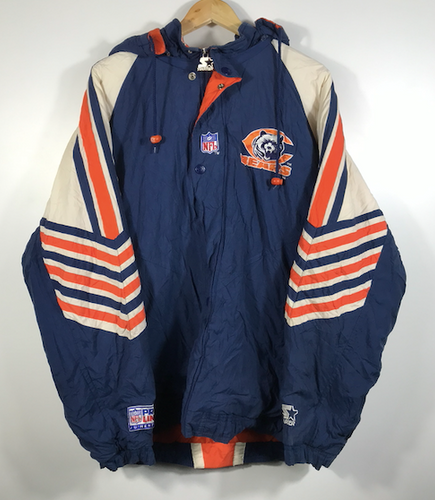 Chicago Bears Starter Jacket - XL