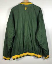 Load image into Gallery viewer, Greenbay Packers Quarter-Zip Windbreaker - XL