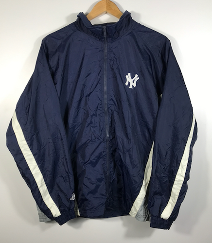 New York Yankees Windbreaker Jacket - M