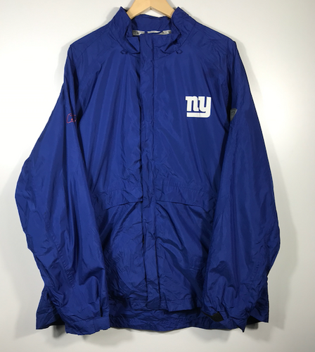 New York Giants Spray Jacket - XXL