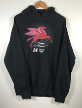 Load image into Gallery viewer, Tony Stewart Mobil Hoodie - L