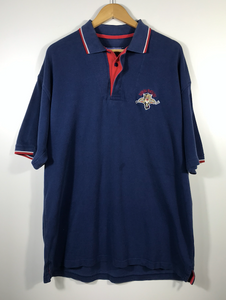Florida Panthers Polo Top - XXL