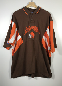 Cleveland Browns Polo Top - XXL
