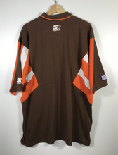Load image into Gallery viewer, Cleveland Browns Polo Top - XXL