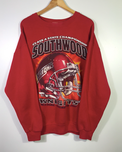 2002 Southwood Knights Crewneck - XL