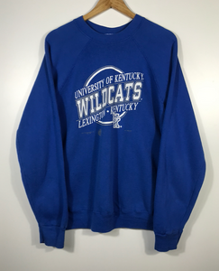 University of Kentucky Wildcats Crewneck - XL