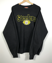 Load image into Gallery viewer, Pittsburgh Steelers Crewneck - XL