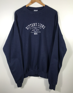 Embroidered Penn State Nittany Lions Crewneck - XL