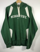 Load image into Gallery viewer, Nike Michigan State Hoodie - M