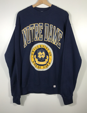 Load image into Gallery viewer, Notre Dame University Crewneck - L