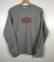 Load image into Gallery viewer, Embroidered Nebraska Huskers Crewneck - XS