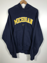Load image into Gallery viewer, Nike Michigan Hoodie - L
