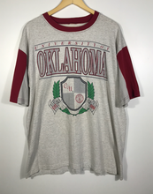 Load image into Gallery viewer, University of Oklahoma Tee - XL