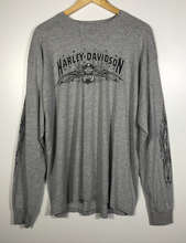 Load image into Gallery viewer, Police Harley Davidson Long Sleeved Tee - XL