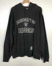 Load image into Gallery viewer, Las Vegas Raiders Hoodie - XL