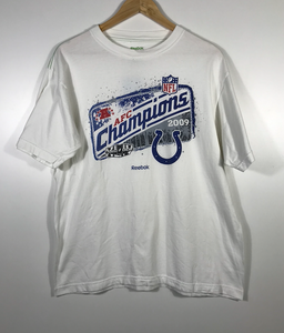 2009 Indianapolis Colts Tee - M