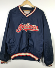 Load image into Gallery viewer, Starter Cleveland Indians Pullover - M