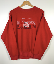 Load image into Gallery viewer, Embroidered Ohio State Buckeyes Crewneck - M