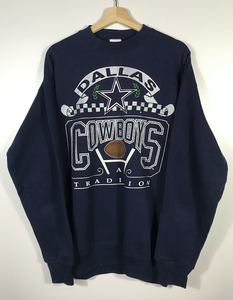 Dallas Cowboys Tradition Crewneck - XL