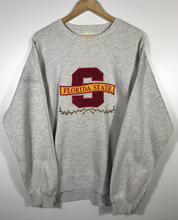 Load image into Gallery viewer, Embroidered Florida State Crewneck - XL