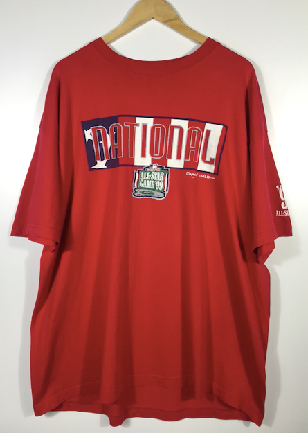 1999 MLB All Star Game Tee - XXL