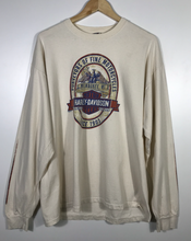 Load image into Gallery viewer, Biloxi Long Sleeved Harley Tee - XL
