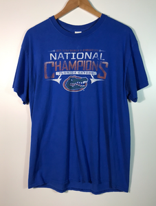 2015 Florida Gators National Champs Tee - L