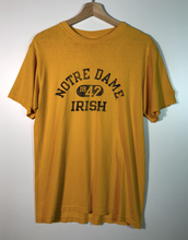 Load image into Gallery viewer, Champion Notre Dame Fighting Irish Tee - S