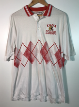 Load image into Gallery viewer, Kings College Polo Top - L