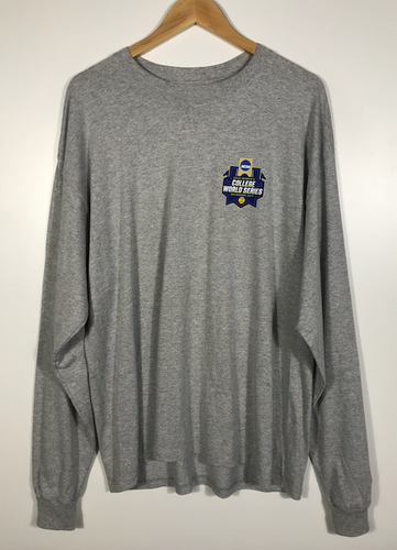 Champion 2016 Womens NCAA College World Series Long Sleeved Tee - XXL