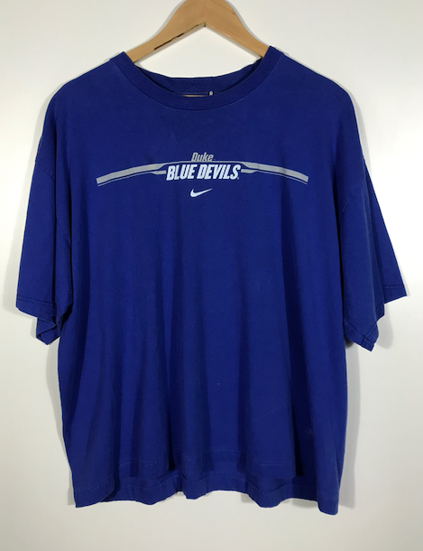 Duke Blue Devils Tee - S