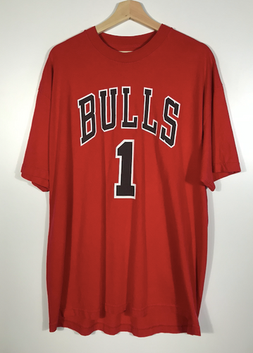 Chicago Bulls Derrick Rose Tee - XXL