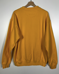 Embroidered Iowa Hawkeyes Crewneck - L