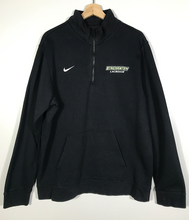 Load image into Gallery viewer, Embroidered Nike Binghamton Lacrosse Quarter-Zip - XL