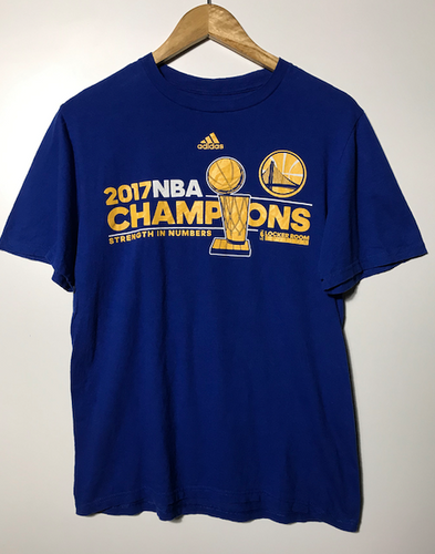 2017 Golden State Champions Tee - M
