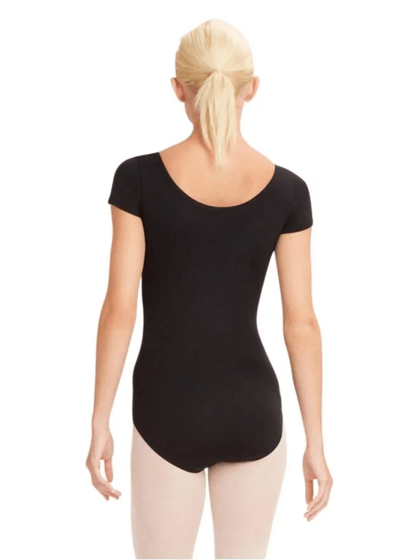 Adult Short Sleeve Leotard Leotards Capezio