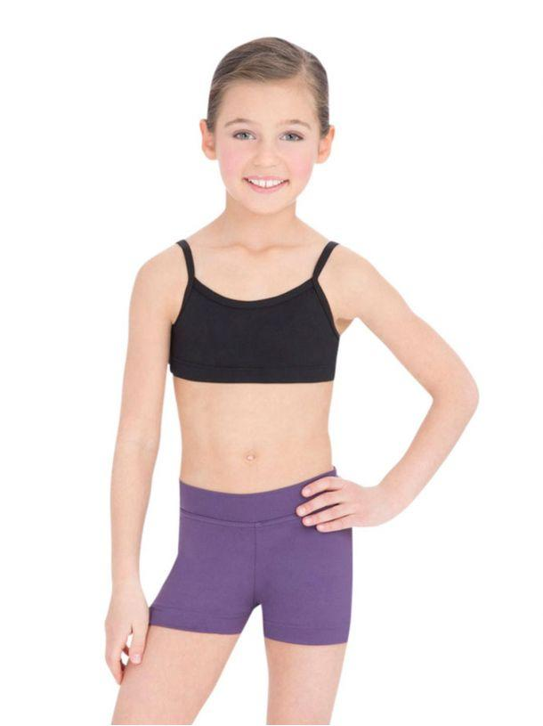 Child Camisole Bra Top Tops Capezio Child T Black