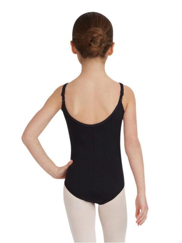Child Camisole Leotard with Adjustable Straps Leotards Capezio