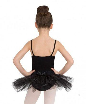 Child Camisole Tutu Dress Dresses Capezio Child T Black