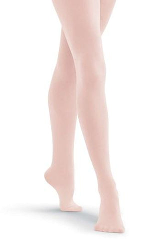 Child Footed Tights Tights Balera Child T Ballet Pink