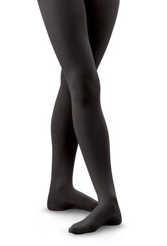 Child Footed Tights Tights Balera Child T Black