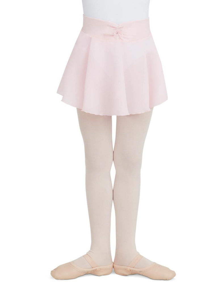 Child Georgette Pull-On Skirt Bottoms Capezio Child S Pink