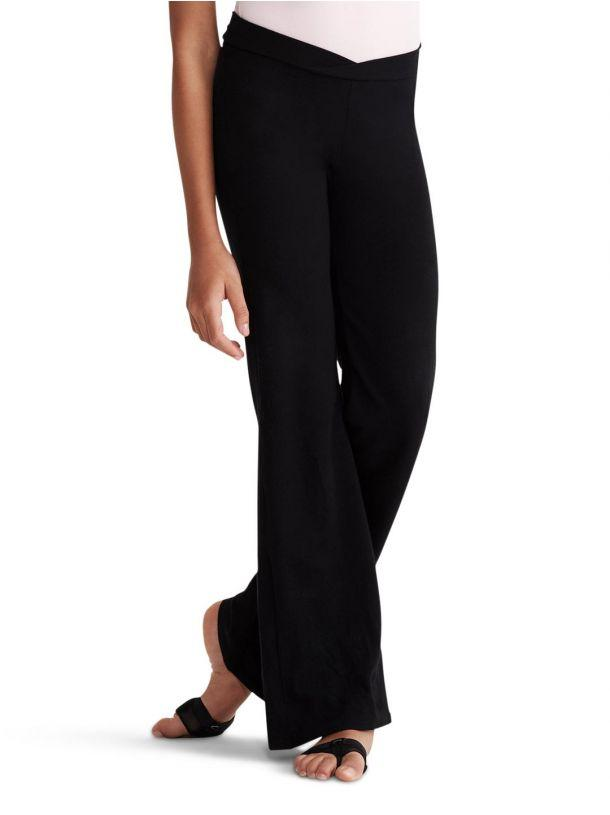 Child Jazz Pants Bottoms Capezio Child T Black