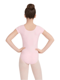 Child Short Sleeve Leotard Leotards Capezio