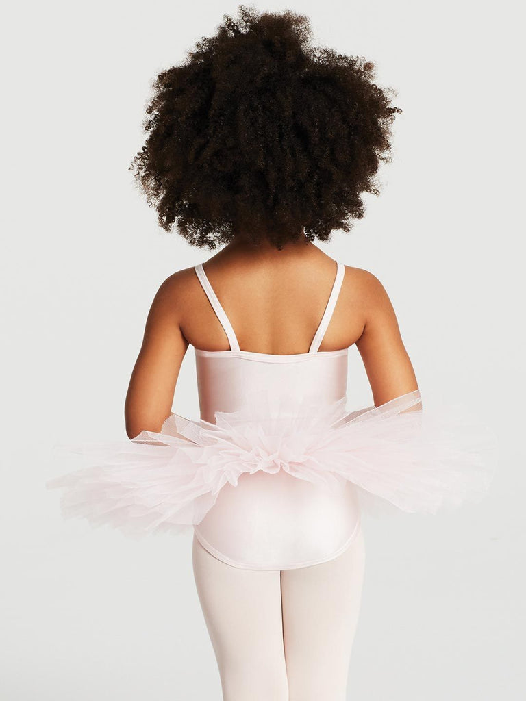 Child Tutu Leotard with Adjustable Straps Leotards Capezio