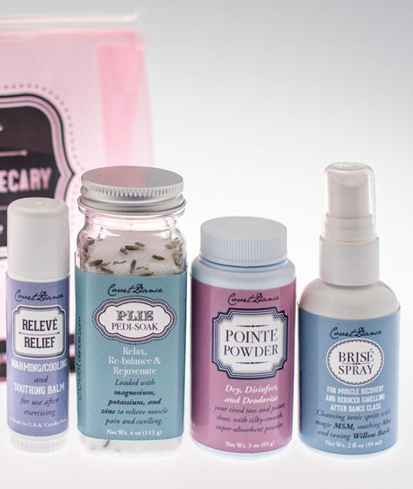 Dance Apothecary Set Beauty & Apothecary Covet Dance