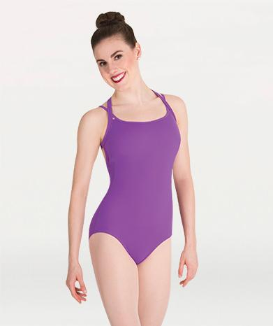 Double Strap Adult Leotard Leotards Body Wrappers